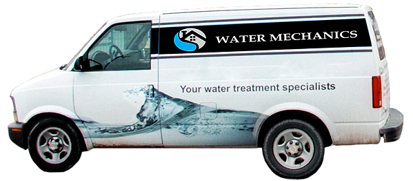 Water Mechanics Van