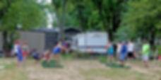 Olympia Village RV Park horseshoes