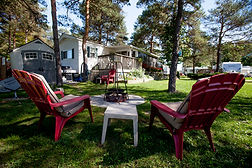 Olympia Village RV Park campsites