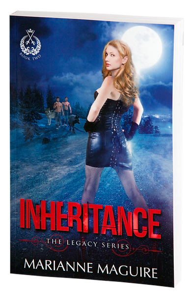 The Legacy Series, INHERITANCE by Marianne Maguires