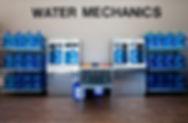 Water Mechanics filling station