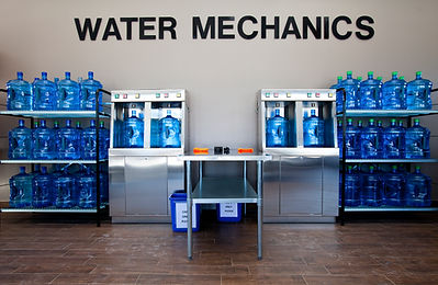 Water Mechanics Dundas filling station