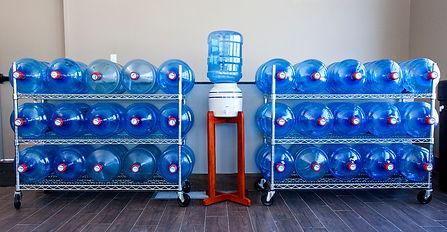 Bottle Water Filling Station