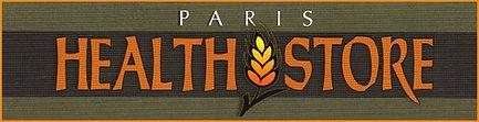 Paris Health Store logo image