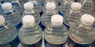Contaminated bottled water