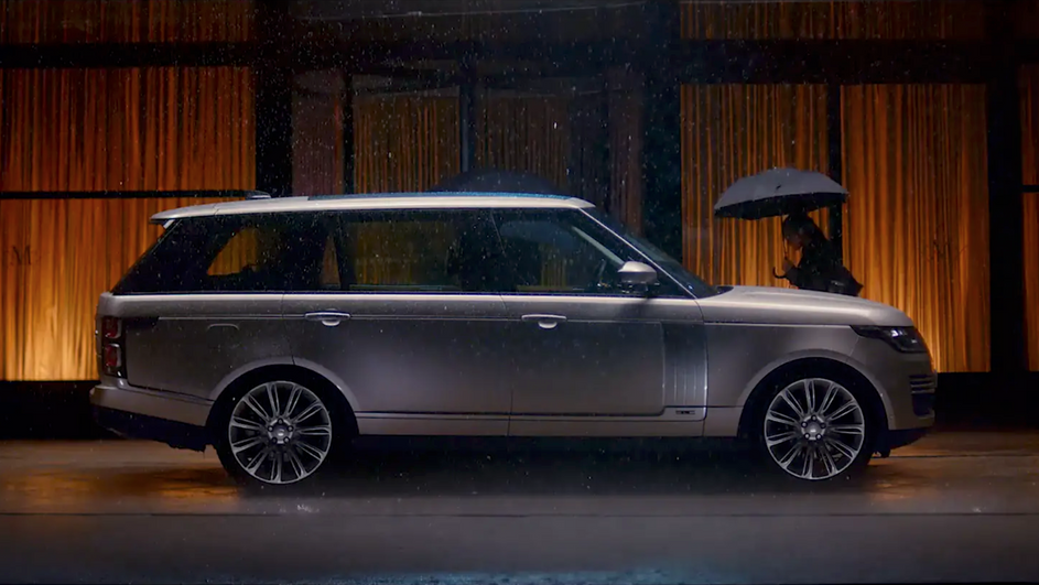 RANGE ROVER | SANCTUARY IN THE CITY'