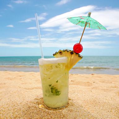 Sol, Mar, Drink e Tôa Tôa, pra que melhor?