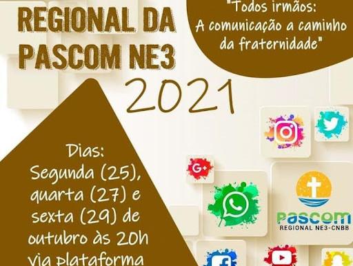 Encontro Regional da Pascom Nordeste 3