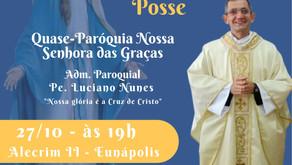 Convite - Missa de Posse