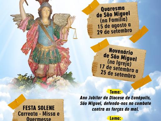 Festa de São Miguel Arcanjo 2021