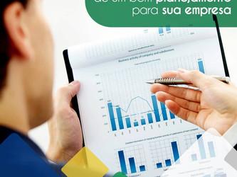 Entenda a importância de um bom planejamento para sua empresa.