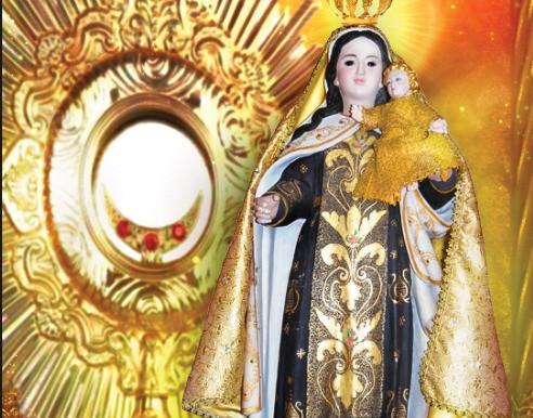 Festa em Honra a Nossa Senhora do Carmo de 7 a 16 de julho.