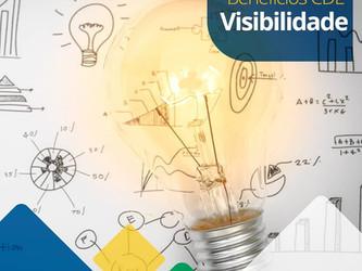 Benefícios CDL - Visibilidade