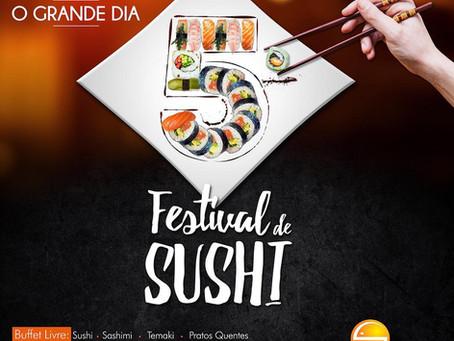 5° Festival de Sushi