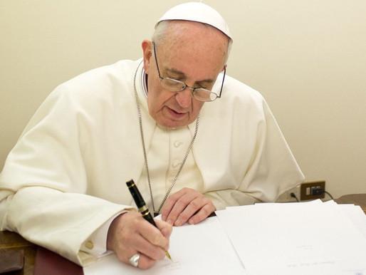 O Papa institui o Ministério de Catequista