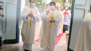 Diocese celebra  25° aniversário de Posse do Bispo e encerramento do ano Jubilar.