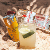O nosso Drink de Gin Beefeater + Red Bull irá te impressionar com a junção única de sabor