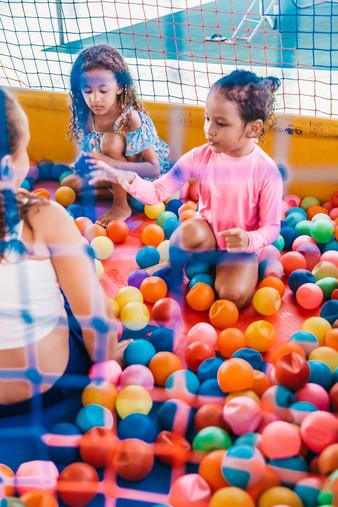 No Tôa Tôa até a criançada #vemficaratoa no espaço kids!