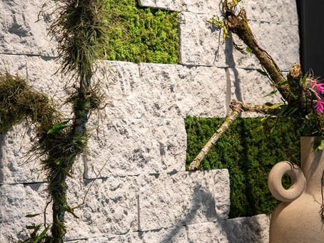 Está afim de inovar no visual da sua casa? Então conheça a Coleção Moss.