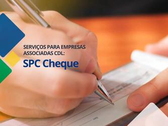 SPC Cheque