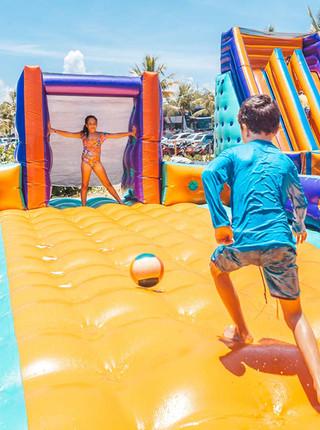 Espaço Kids - No Toa Toa tem diversão para toda criançada
