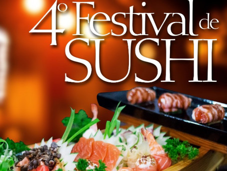 4° Festival de Sushi
