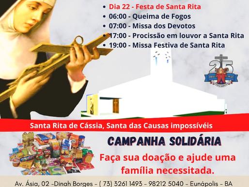 Festa de Santa Rita de Cássia