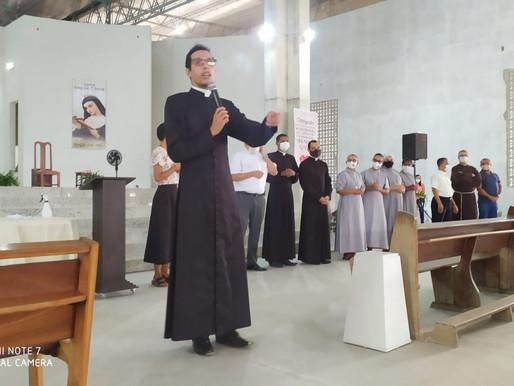 Forania Centro recebeu a terceira tarde Vocacional neste último sábado, 21/08 na Paróquia Santa Rita
