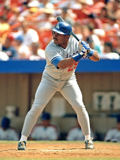 Lenny Harris (Dodgers, Cubs, Rockies, Marlins)