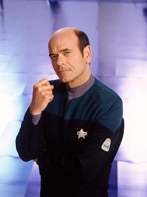 Robert Picardo (Star Trek Voyager, Innerspace, The Wonder Years)