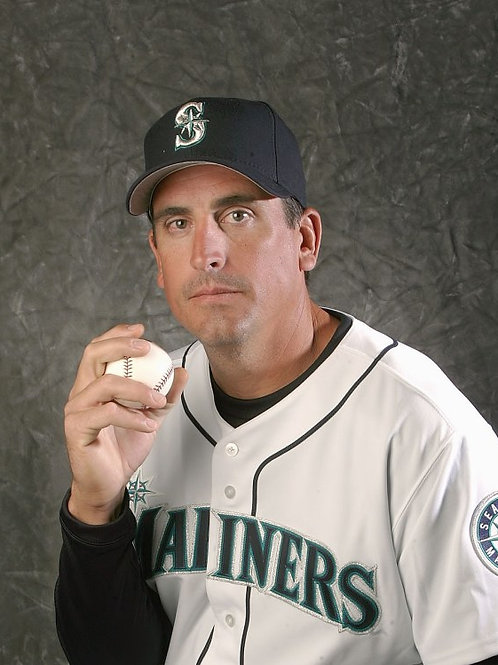 David Burba (Mariners, Indians, Reds)