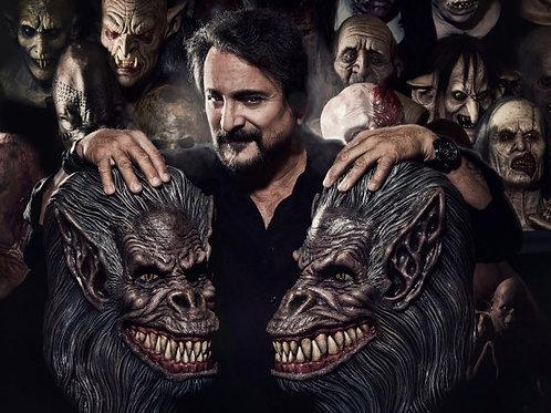 Tom Savini (Creepshow, Friday The 13th)