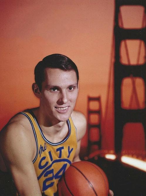 Rick Barry (Basketball HOF, Warriors)