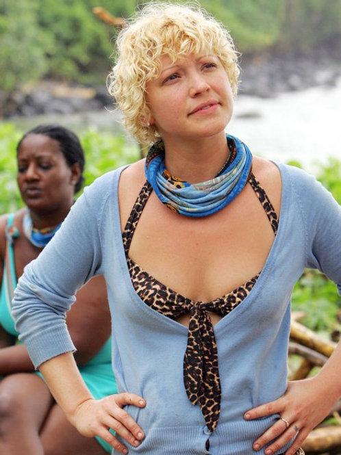 "Jessica ""Sugar"" Kiper (Survivor: Gabon, Survivor: Heroes vs. Villains)"