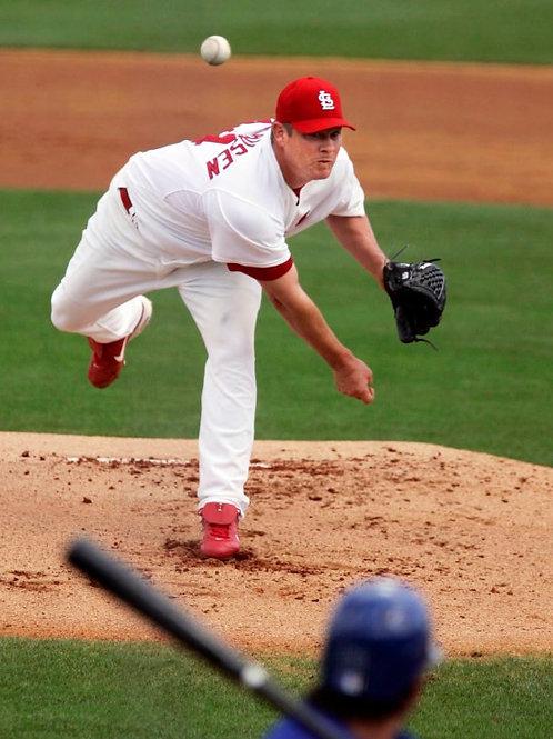 Jason Isringhausen (Cardinals, Mets, Athletics, Mets, Blue Rays, Angels)