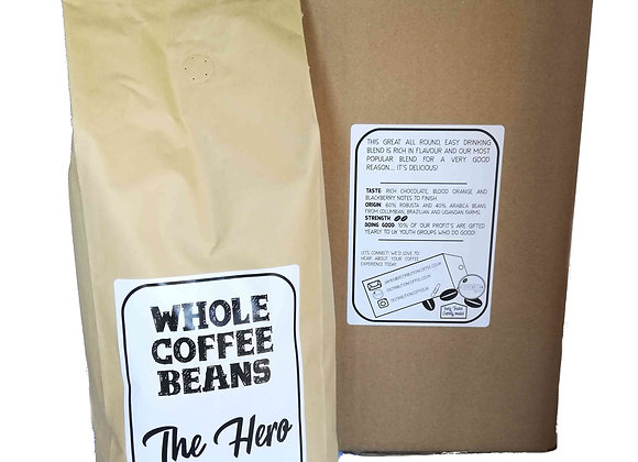 The Hero Coffee Beans