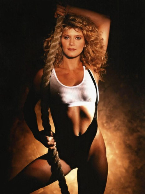Ginger Lynn Allen (The Devil's Rejects)