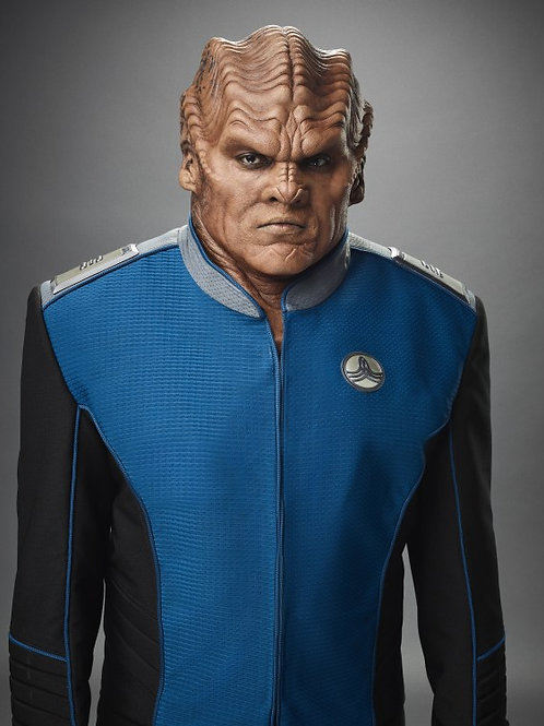 Peter Macon (The Orville)