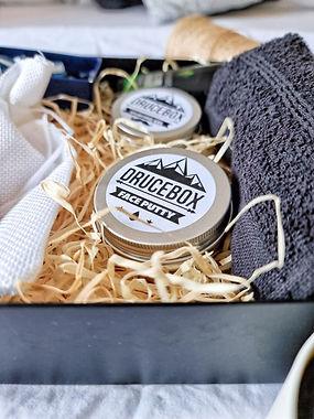 shaving kit for boys starting to shave