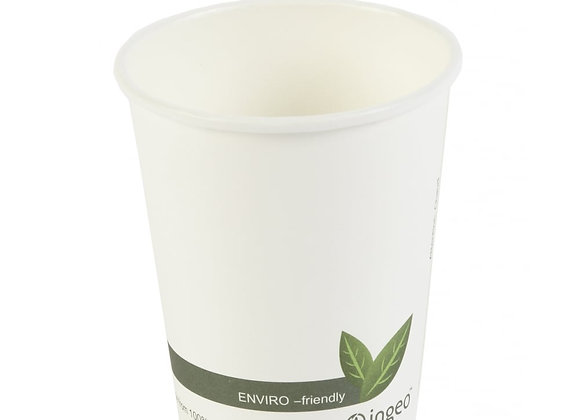 8oz Biodegradable single wall cups (1,000)