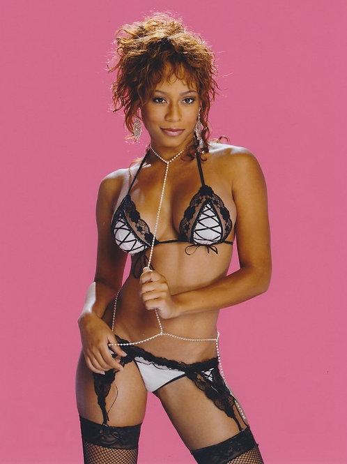 Kristal Marshall (aka Kristal Lashley) (WWE &TNA)