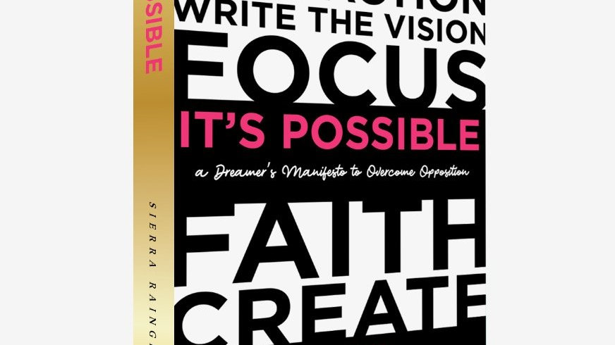 It's Possible: A Dreamer's Manifesto to Overcome Opposition.
