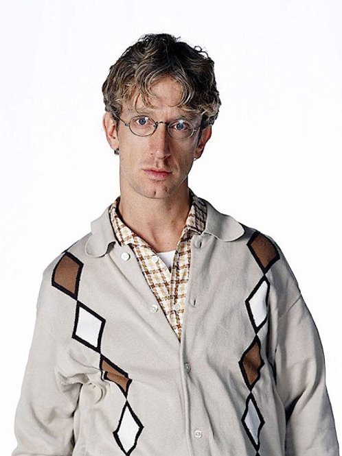 Andy Dick (NewsRadio, In The Army Now)