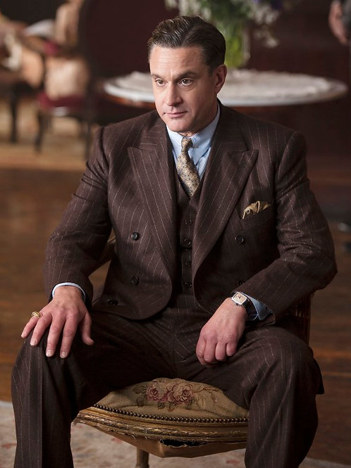 Chris Caldovino (Boardwalk Empire, The Sopranos)