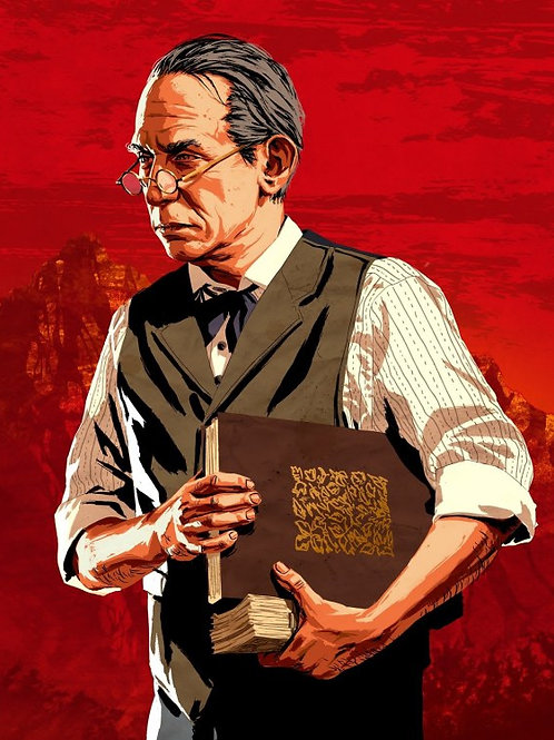 Howard Pinhasik (Red Dead Redemption 2)