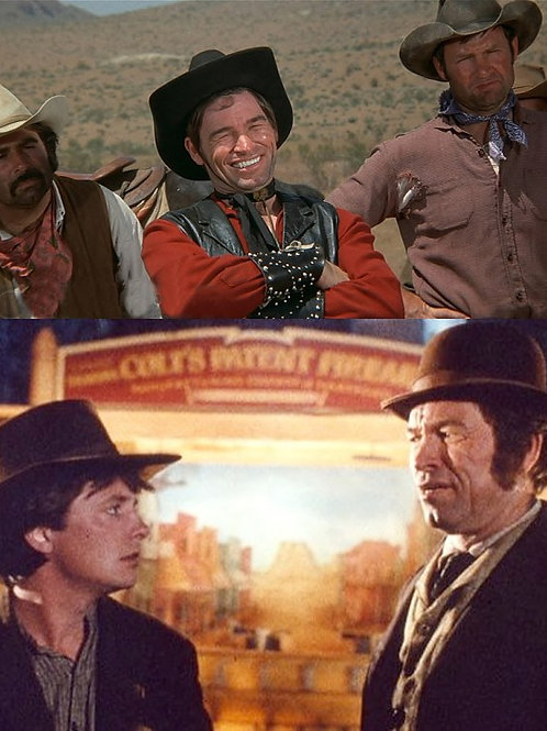 Burton Gilliam (Blazing Saddles, Back To The Future)