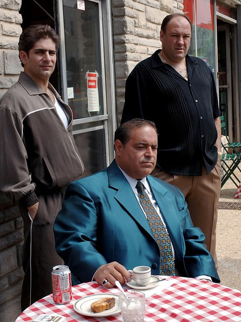 Joseph R. Gannascoli (The Sopranos)