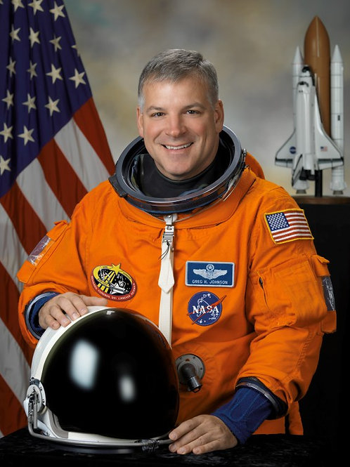 Gregory H Johnson (NASA Astronaut)