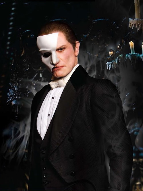 Anthony Crivello (Crocodile Dundee II, Phantom Of The Opera)