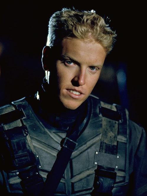 Jake Busey (Starship Troopers, The Frighteners)